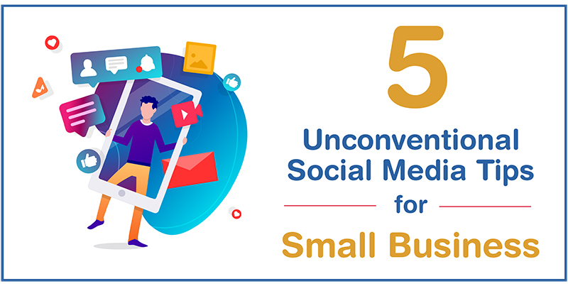 social media tips for small business